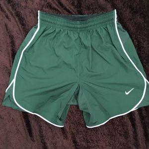 Nike Green Shorts